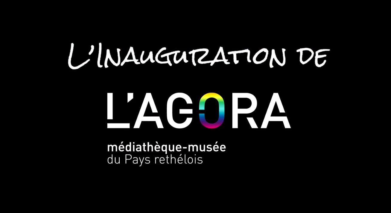 Inauguration de L'Agora